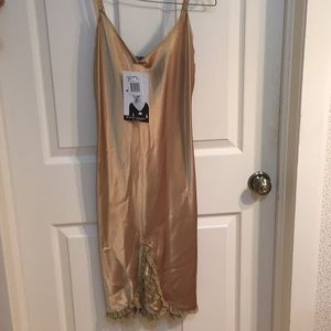Betsey johnson slip dress szP NWT